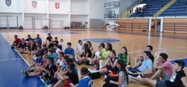 Završen ljetni kamp za mlade sportaše