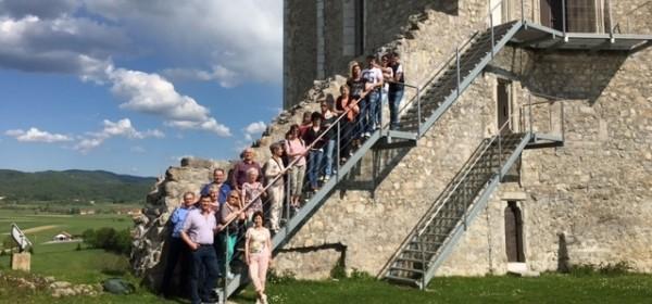 Hrvati iz Ditzingena posjetili Brinje, izvore Gacke i Plitvička jezera