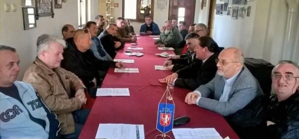 Izborna skupština Županijskog ribolovnog saveza