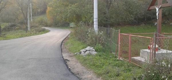 Dio Kostelčevog sela dobilo novi asfalt