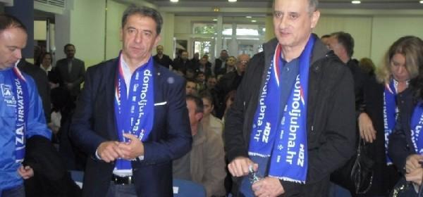 Karamarko u Gospiću: Mi dišemo Hrvatsku, a oni se guše u njoj