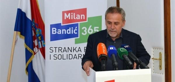 Milan Bandić u posjeti Otočcu, Gospiću, Udbini i Pazarištu