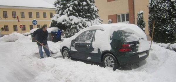 Obaveza korištenja zimske opreme