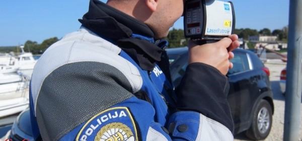 MUP najavljuje pojačani nadzor brzine vozila