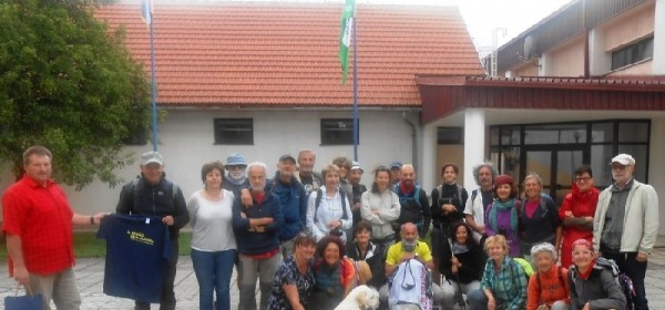 Hodočasnici za mir u Brinju