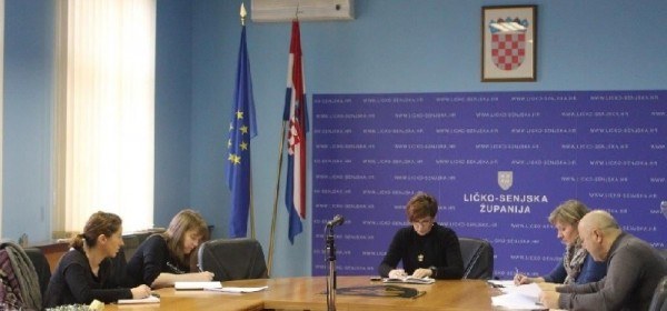 Sjednica Povjerenstva za ravnopravnost spolova Ličko – senjske županije