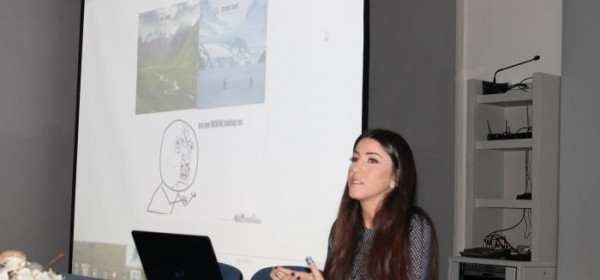 Održano putopisno predavanje Islandu