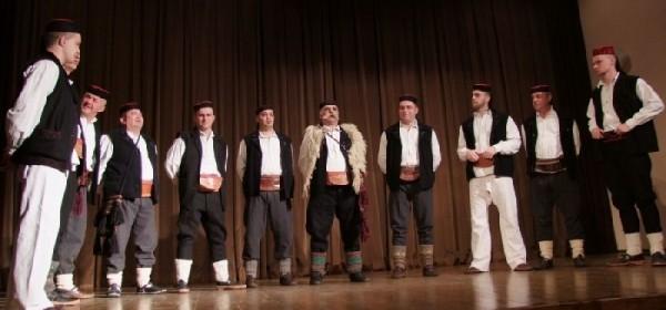 Veličanstven koncert - Vokalna trdicijska glazba dinarskog područja