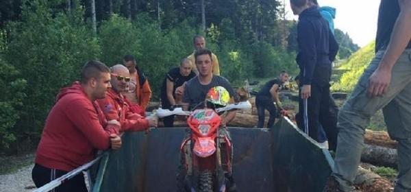 "Najava ""2. Hard eXtreme TEAM SILBER Enduro Race 2016"", ovaj vikend u Otočcu"