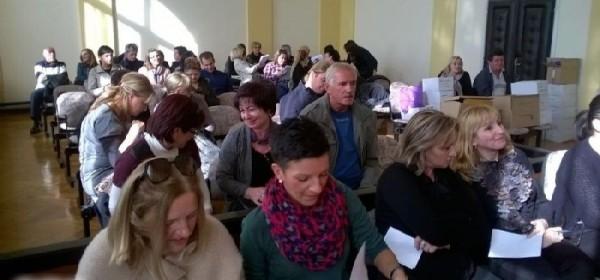 Edukacija članova biračkih odbora u Gospiću