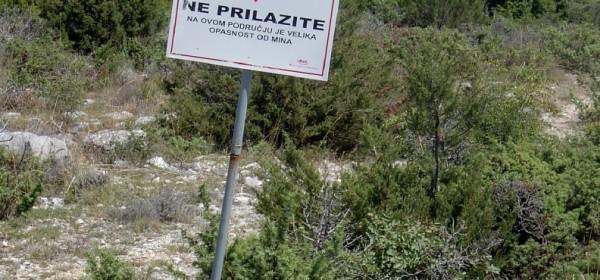 Dodjeljena sredstva za razminiravanje u Ličko-senjskoj županiji