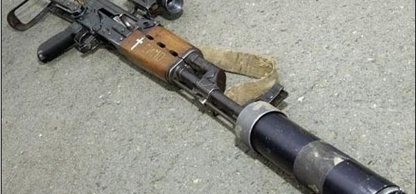 Kod Senjanina pronađena puša, prigušivač i 82 kom streljiva