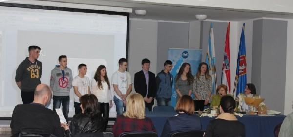 Održana završna konferencija projekta PROmocija Poduzetništva i Obrta među srednjoškolcima u Ličko-senjskoj županiji (Pro-Po-Li)