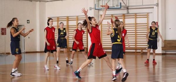 Odigrane prijateljske košarkaške utakmice