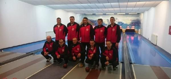 Kuglači Vatrogasca pobijedili ekipu Visočice