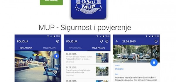 Nadograđena mobilna aplikacija za prijave građana