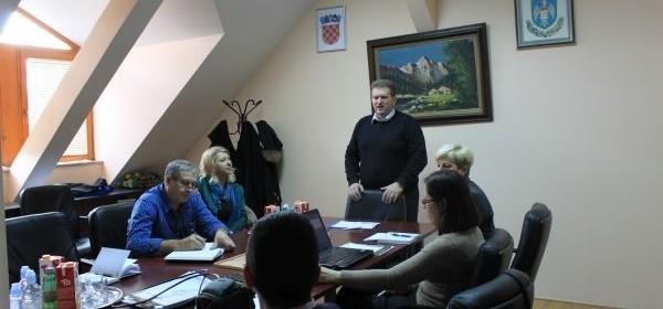 LAG LIKA u Općini Brinje – održan radni sastanak u svrhu izrade Lokalne razvojne strategije
