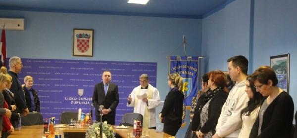 Božji blagoslov u Ličko-senjskoj županiji