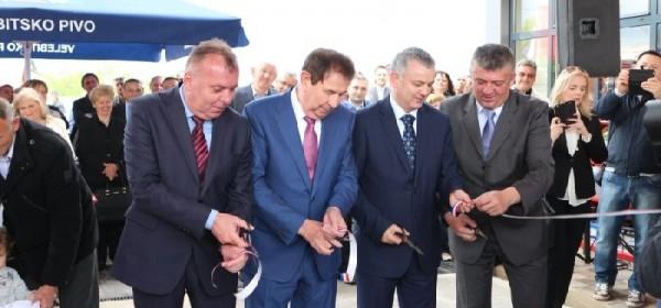 Svečano otvorenje benzinske postaje Energy-Bentz u Gospiću