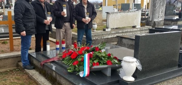 Šesta obljetnica smrti Dražena Bobinca