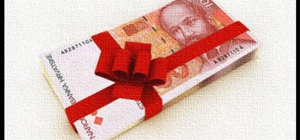 Božićnica umirovljenicima Grada Novalje