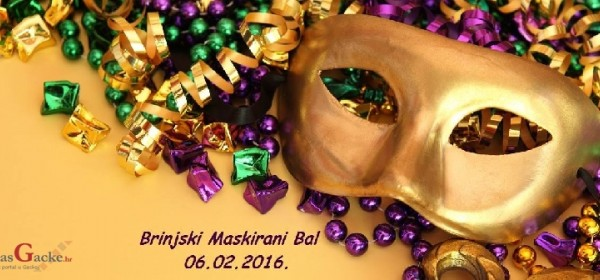 Brinjski maskirani bal