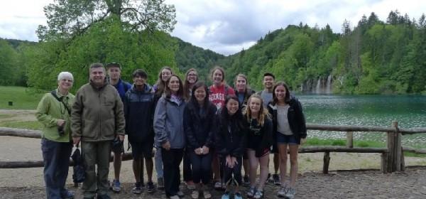 Obilježavanje Tjedna biološke raznolikosti – Posjet studenata University of Georgia NP Plitvička jezera