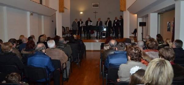 Održan koncert klape Čeprlji u Novalji