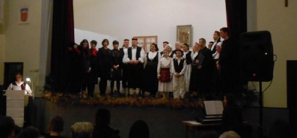Božićni koncert u Brinju