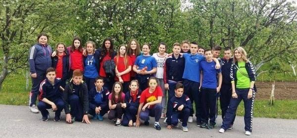 Cure i dečki odograli svoje ligaške utakmice u Vrbovskom