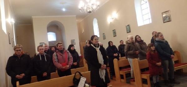 Misa u Dabru na Novu godinu