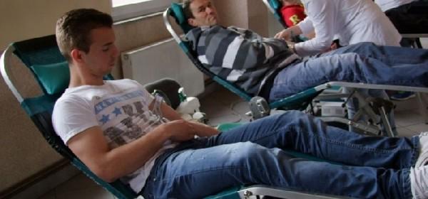 Gačani velika srca - danas 71 darivatelj krvi