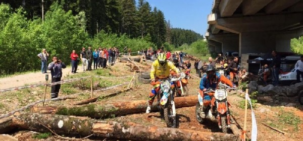 HARD EXTREME TEAM SILBER ENDURO RACE 2016.
