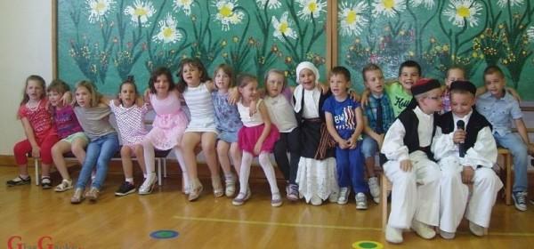 Upis djece u predškolsku u Dječji vrtić Tratinčica Brinje