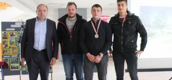 Pobjednici iz Karlovca, Slavonskog Broda i Hrvatske Kostajnice