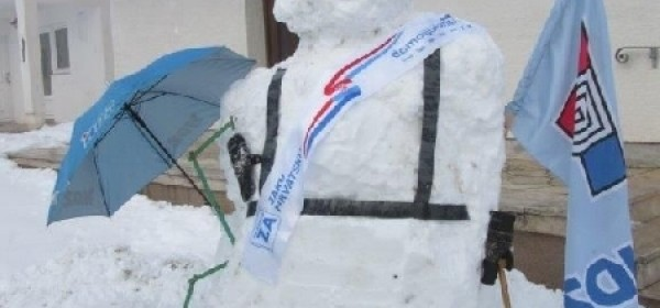 HDZ snješko !