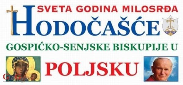 Hodočašće Gospićko-senjske biskupije u Poljsku