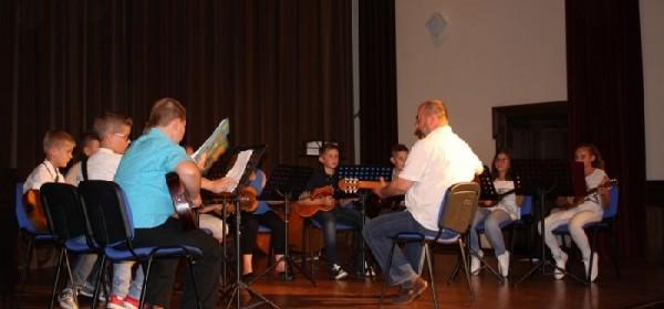 Održan koncert polaznika osnovne glazbene škole