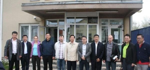 Posjet izaslanstva Ministarstva javne sigurnosti NR Kine Korenici i Plitvicama