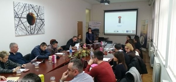 Radni sastanak s predstavnicima Grada Gospića u svrhu izrade Lokalne razvojne strategije LAG-a LIKA