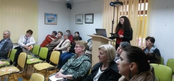 Održano predavanje pod nazivom Pojavnost malignih bolesti u gradu Senju.