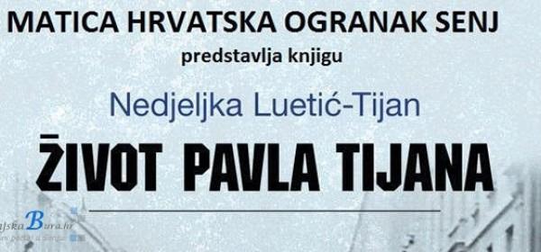 Predstavljanje knjige ¨Život Pavla Tijana¨