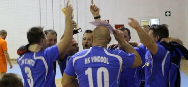 Na turnir MAKA u kategoriji Veterana prvo mjesto pripalo UHDDR-a Novi Vinodolski