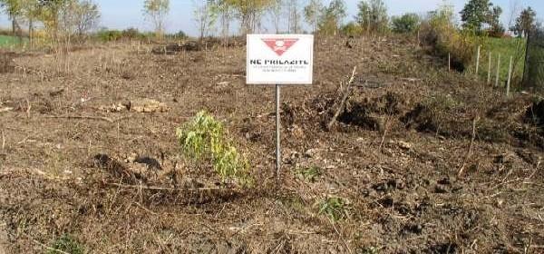 """Predstavljanje javnosti projekta """"Razminiranje poljoprivrednih površina u Ličko–senjskoj županiji"""""""