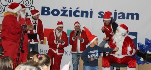 Moto Mrazovi dopratili Djeda Mraza!