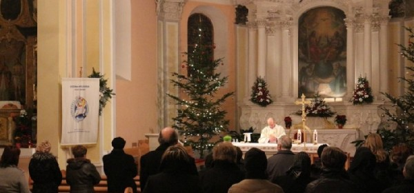 Blagdan Svete Marija Bogorodice - Nova godina