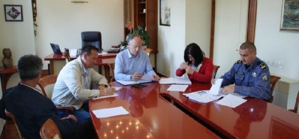 Održana sjednica Vijeća za prevenciju Grada Novalje