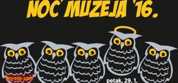 Noć muzeja u Gradskom muzeju Novalja