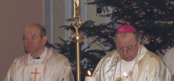 Biskup Bogović u Otočcu na blagdan Svete obitelji