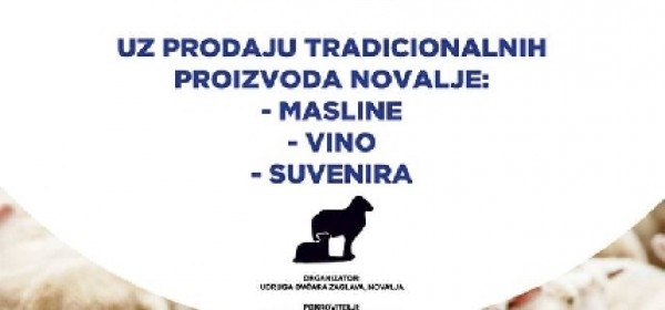 """""""Vridne ruke"""" izložbeno-prodajna manifestacija u Novalji"""